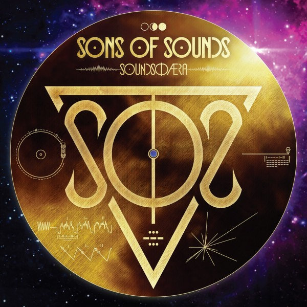 SONS OF SOUNDS - Soundsphaera Cover