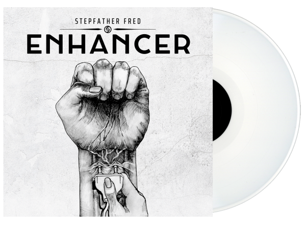 over STEPFATHER FRED - Enhancer White Vinyl