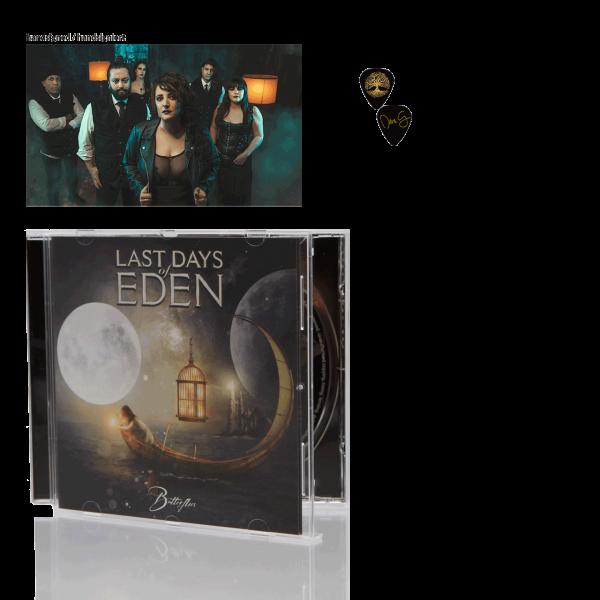 LAST DAYS OF EDEN - Butterflies - Special Shop Edition