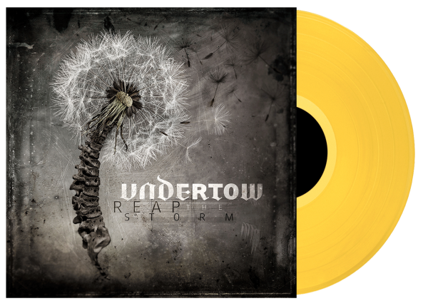 Cover: UNDERTOW - Reap The Storm
