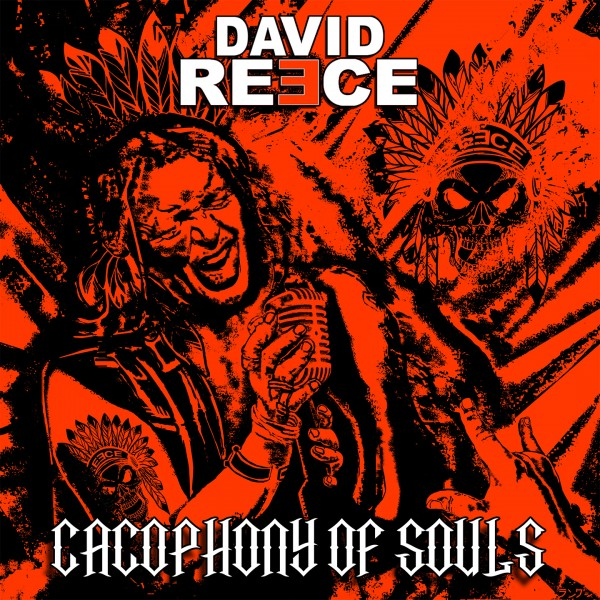 REECE - Cacophony Of Souls Front Cover