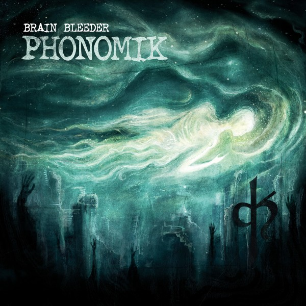PHONOMIK - Brain Bleeder Front Cover