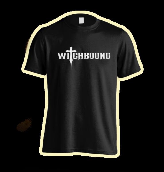 Bandshirt mit Logo WITCHBOUND