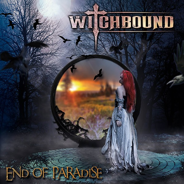 WITCHBOUND - End Of Paradise - Front Cover