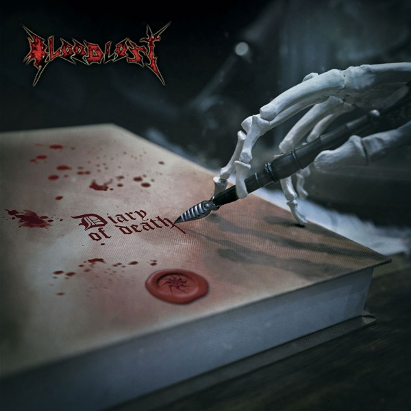 Cover Bloodlost - Diary Of Death