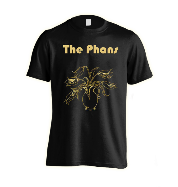 The Phans T-Shirt schwarz