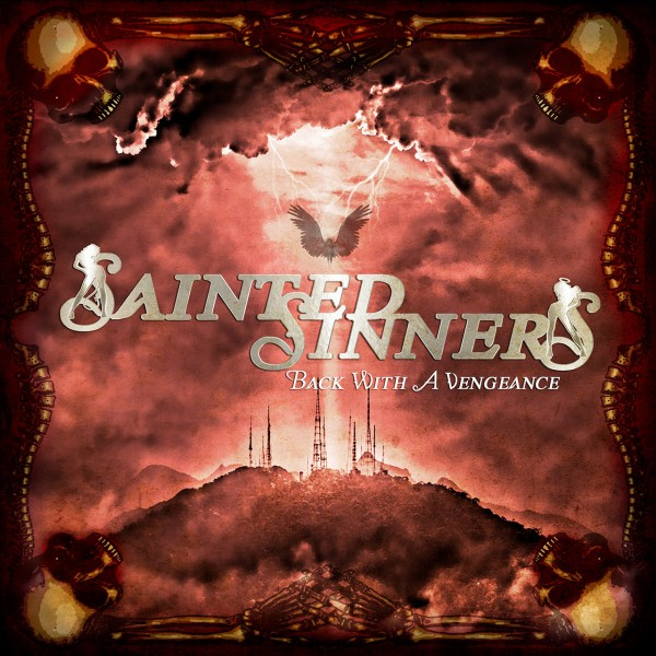 Cover SAINTED SINNERS - Back With A Vengeance