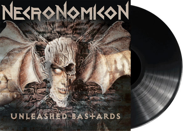 Cover NECRONOMICON - Unleashed Bastards