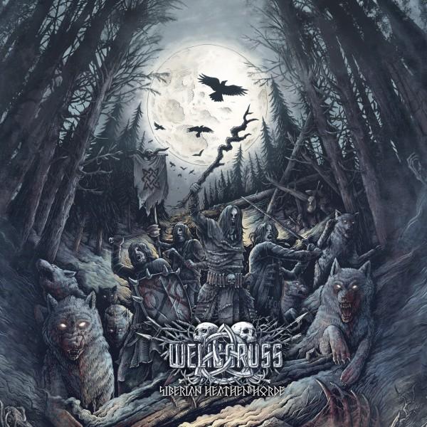 WELICORUSS - Siberian Heathen Horde Front Cover