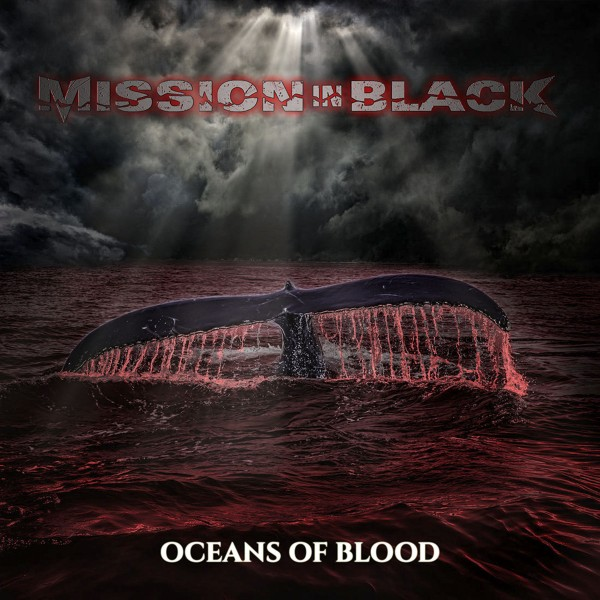 Mission in Black - Oceans of Blood Front-Cover