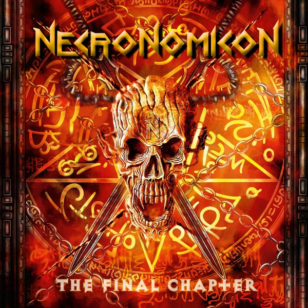 NECRONOMICON - The Final Chapter - Front Cover