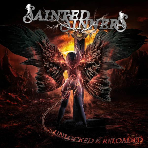 SAINTED SINNERS - Unlocked & Reloaded Front Cover