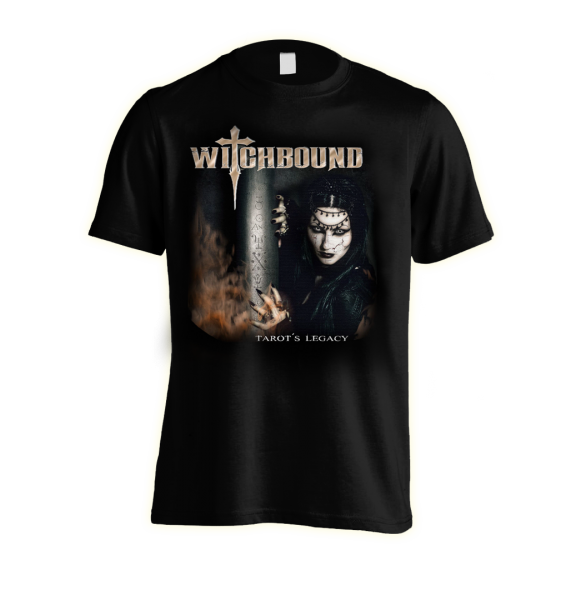 WITCHBOUND - Covershirt Tarot's Legacy