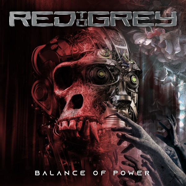 RED TO GREY - Balance Of Power - Front Cover