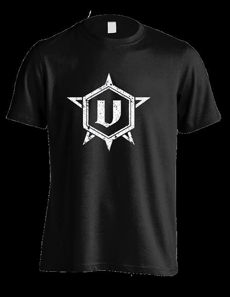 Front UNDERTOW - Bandshirt UT-Star