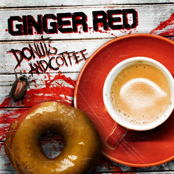Cover Ginger Red - Donuts And Coffee