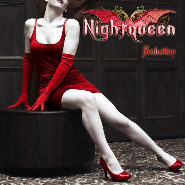 Nightqeen - Seduction Front Cover