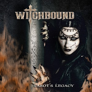 Cover: WITCHBOUND - Tarot's Legacy